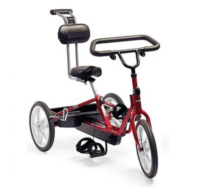MECANOTERAPIA-Rifton-Triciclo-Adaptado
