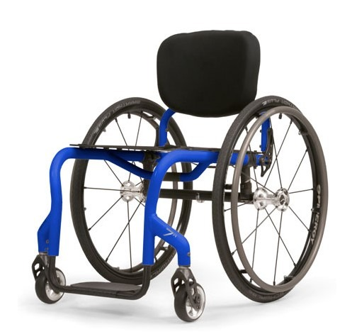 silla de ruedas manual Quickie Q7R